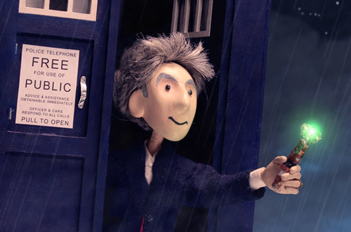 The Doctor Puppet Stop Motion Christmas Special | Indiegogo