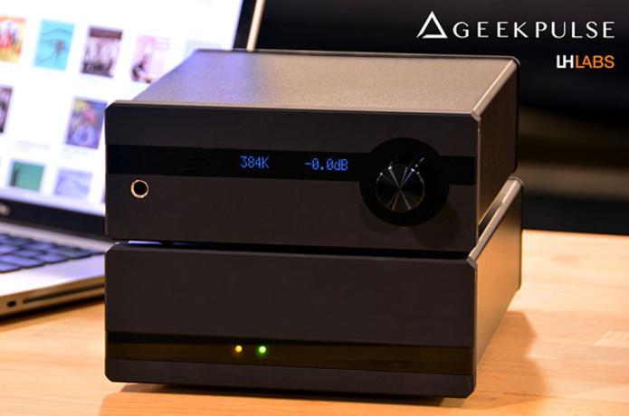 Geek Pulse DAC: High-Rez Desktop DAC System | Indiegogo