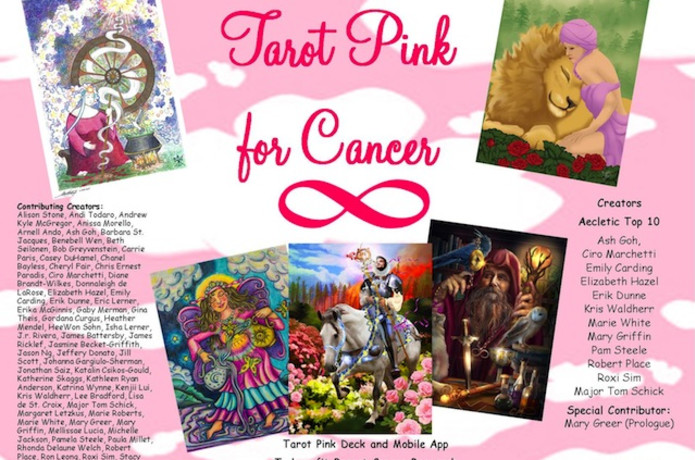 Tarot Pink: Benefitting Breast Cancer Research | Indiegogo