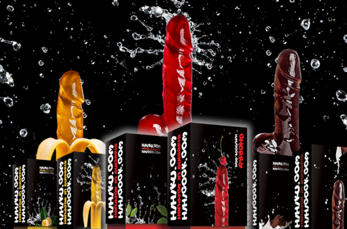 hihi Cock: Big Jelly Bean Gummy Funny Party Sweet | Indiegogo