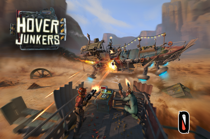 Hover Junkers   Indiegogo