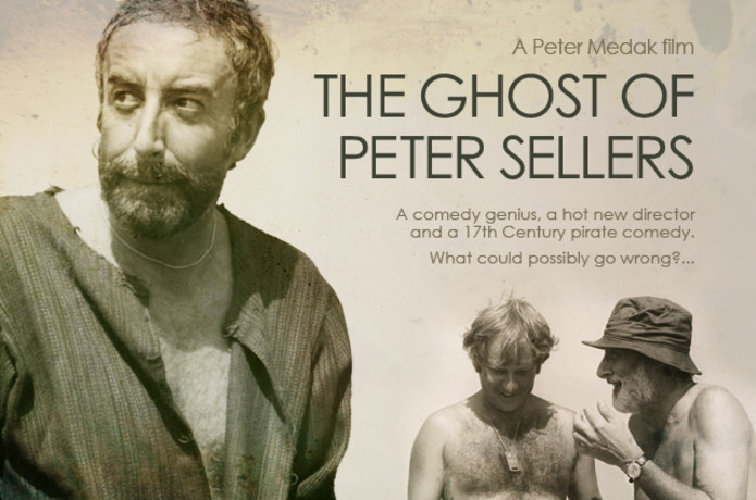 The Ghost of Peter Sellers movie review ...