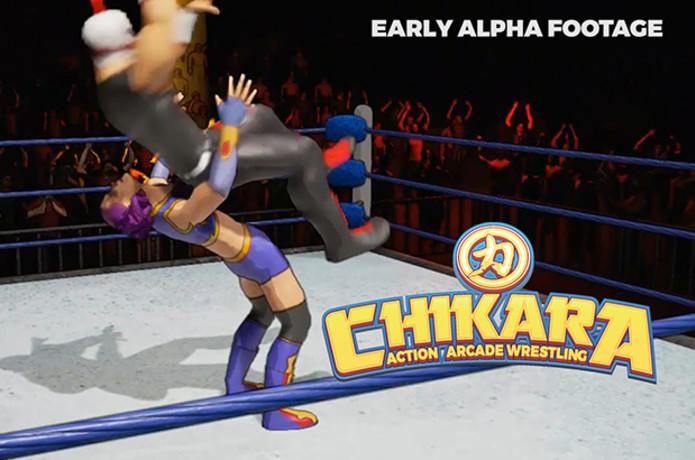 CHIKARA: Action Arcade Wrestling Video Game! | Indiegogo