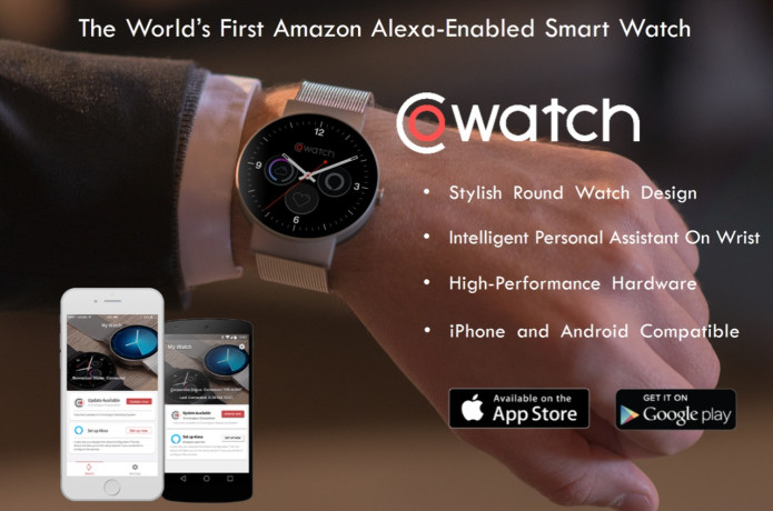 CoWatch: The Most Affordable High-End Smartwatch | Indiegogo