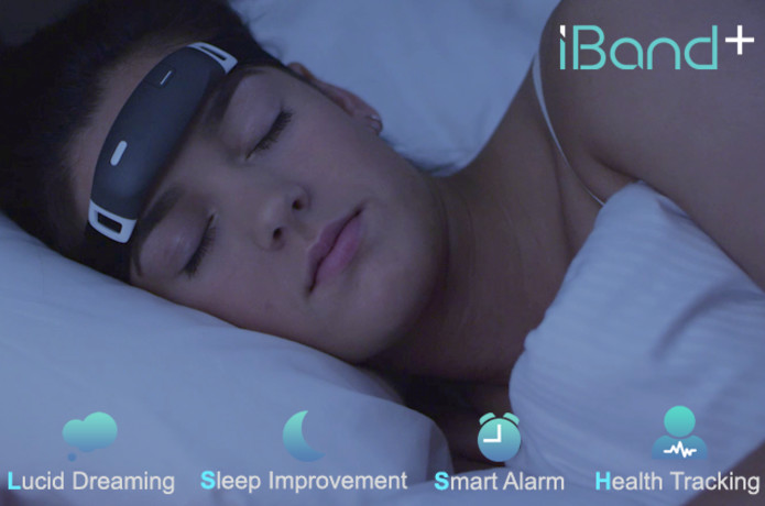 iBand: EEG headband that helps you Sleep & Dream! | Indiegogo
