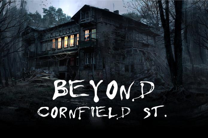 Beyond Cornfield Street   Indiegogo