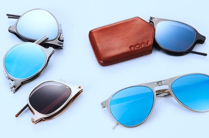 23b0d5fe9e ROAV - World s Thinnest Folding Sunglasses