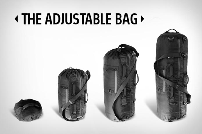 8bcc17fcfc The Adjustable Bag