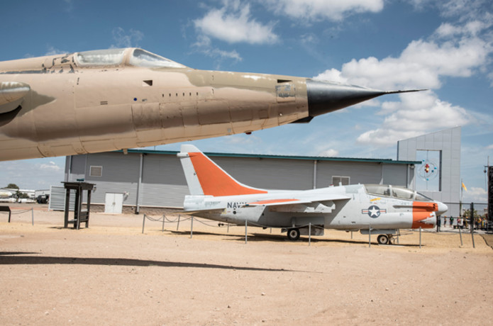 Restore the F-105 and A-7 | Indiegogo