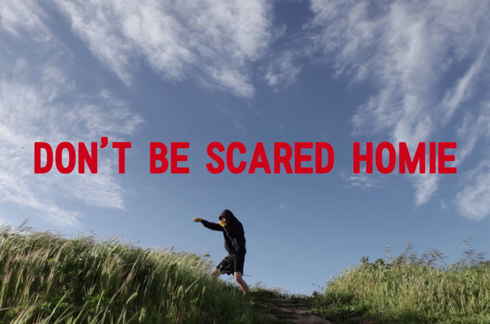 Don't Be Scared Homie   Indiegogo