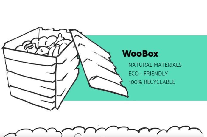 The WooBox: Natural Alternative to Styrofoam   Indiegogo