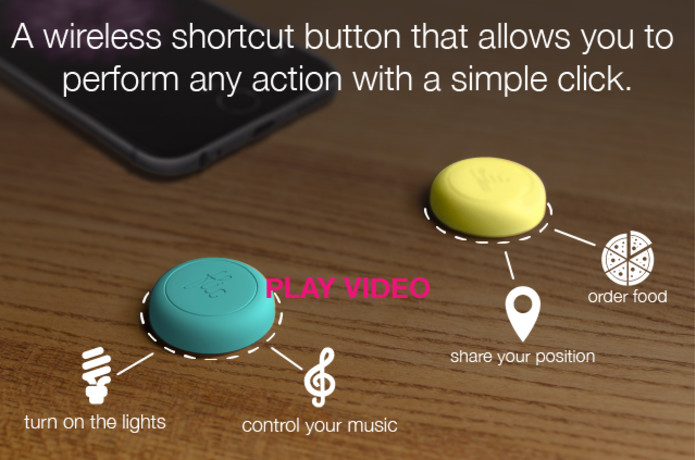 Flic: The Wireless Smart Button | Indiegogo