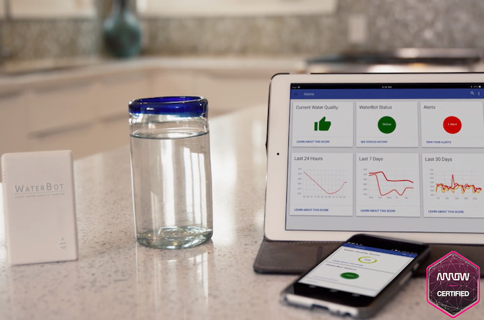 WaterBot World's First Smart Water Quality Monitor | Indiegogo