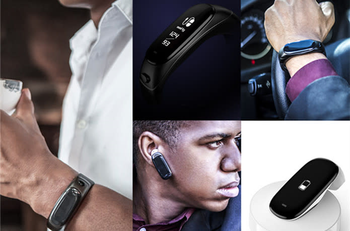 Earband : World's 1st Two In One Smart Bracelet   Indiegogo