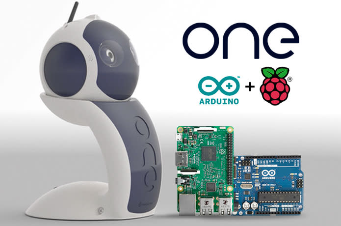 Q bo One:Your Open Source Personal Robot Assistant   Indiegogo