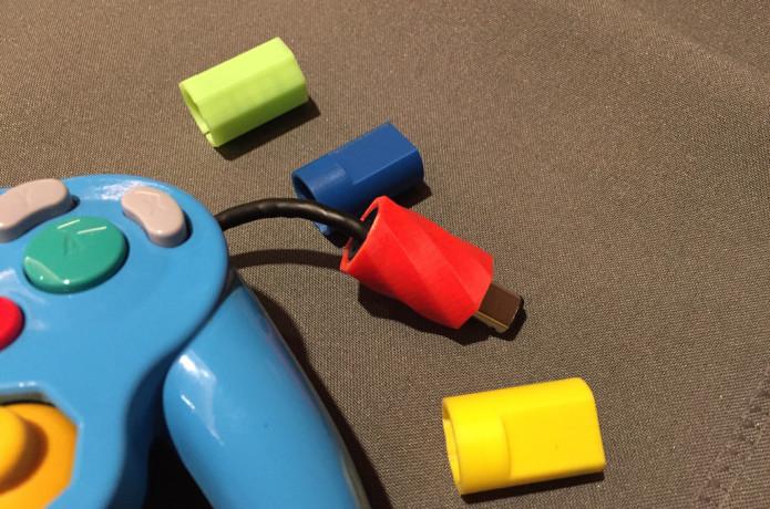 CoverCube: Nintendo GameCube Controller Accessory   Indiegogo
