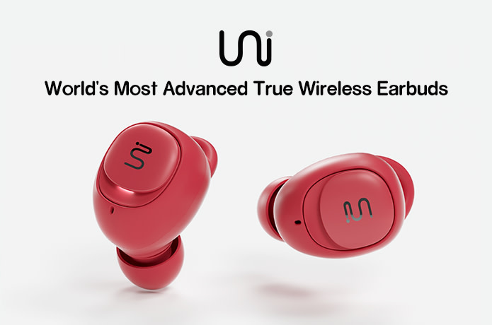 UNI: World's Most Advanced True Wireless Earbuds | Indiegogo