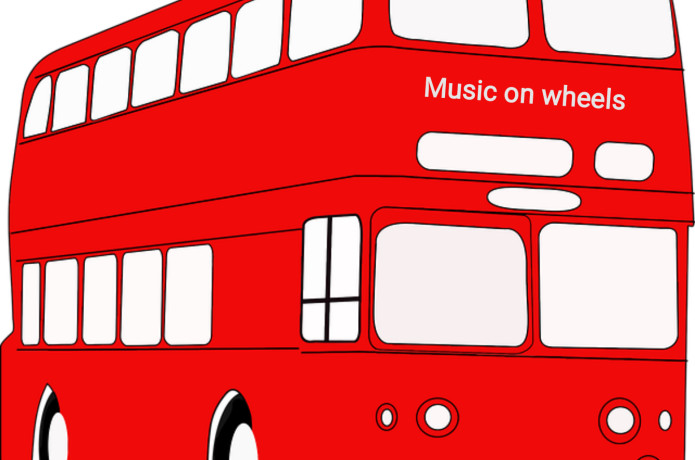 MusicOnWheels - Music Bus For Areas With No Music | Indiegogo