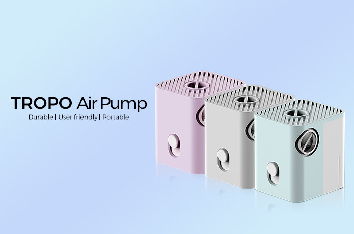 TROPO - The most reliable and affordable air pump