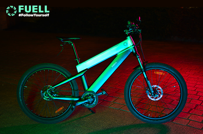 FUELL Fluid:longest range, best pedal assist ebike