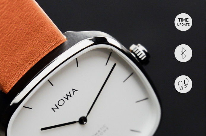 Superbe - The new Timeless Smart Watch by NOWA Paris