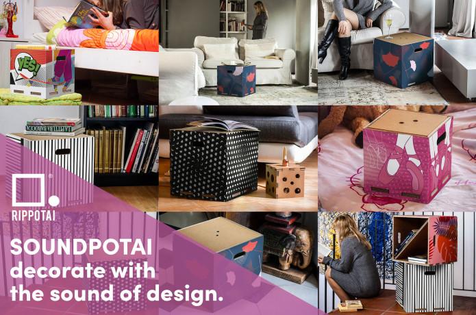 Soundpotai - decorate with good vibes   Indiegogo