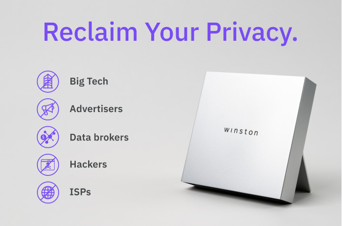 Winston - Take Back Control of Your Online Privacy