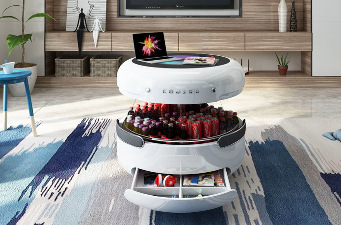 Coosno The Smart Coffee Table Redefined Indiegogo