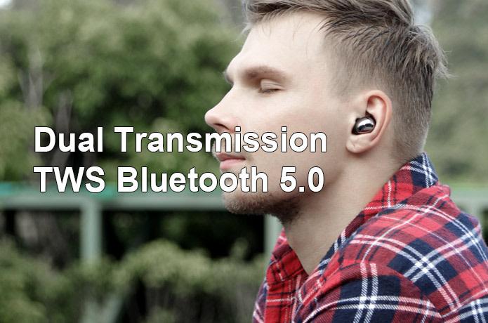 The world's smallest cross-section TWS Earphones