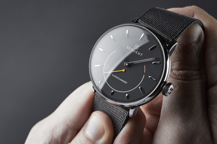 The world's most sustainable hybrid smart watch