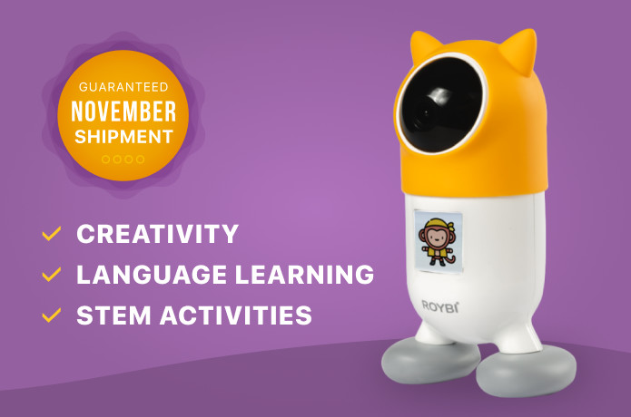 ROYBI: Personalized Education & Language-Learning