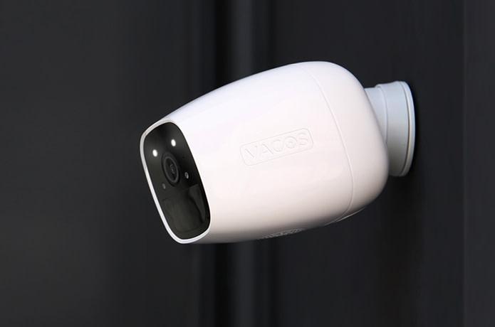 Vacos Cam: Smartest AI Wire-Free Security Camera