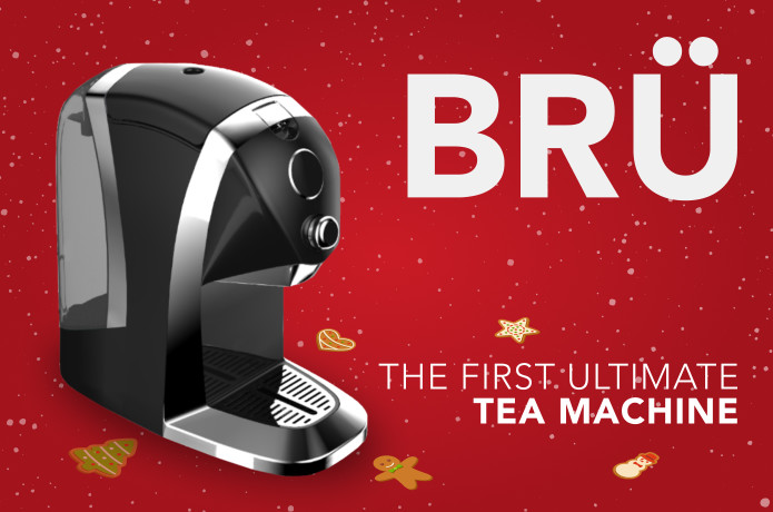 BRU: The Ultimate Tea Machine