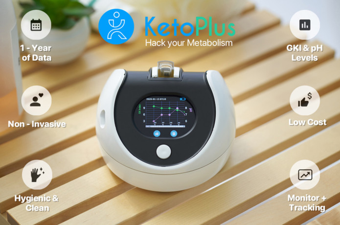 KetoPlus: Track Metabolic Health and Keto Diet