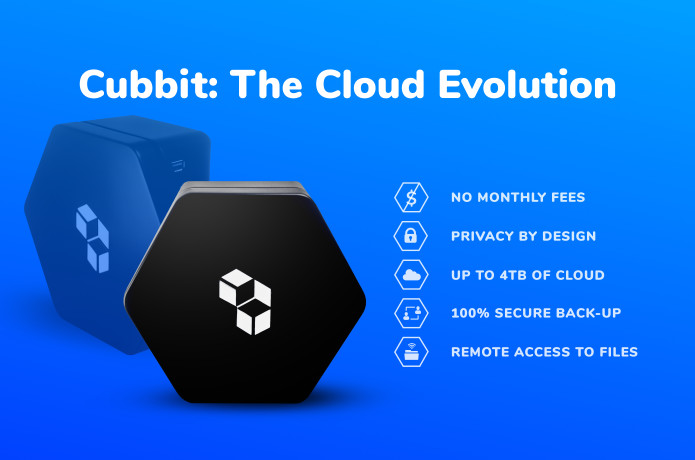Cubbit: $0 a Month, Secure Cloud Storage Hub