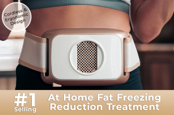 Fat Freezer Cordless-Cryo Freeze Your Stubborn Fat
