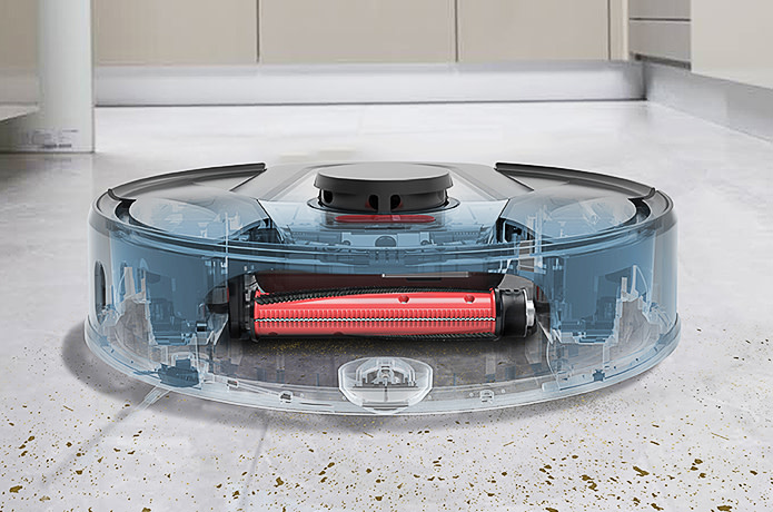 Haier TAB: The Best Tangle Free Robot Mop & Vacuum
