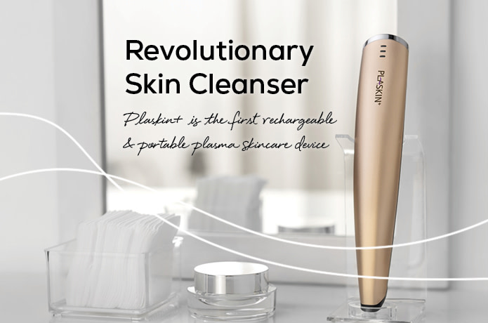 Plaskin Plus Leverages Plasma Tech for Skincare