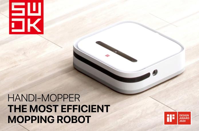 SWDK Handi-Mopper Mopping Robot