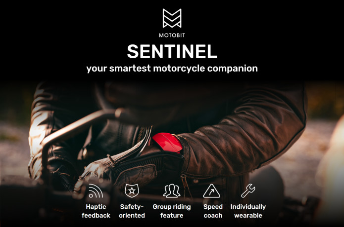 SENTINEL: Your Smartest Motorcycle Companion