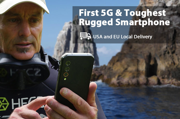 Blackview BL6000 Pro: The Toughest 5G Rugged Phone