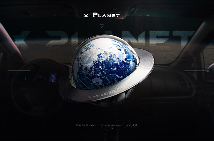 X Planet: The Most Novel Car Freshener You Need