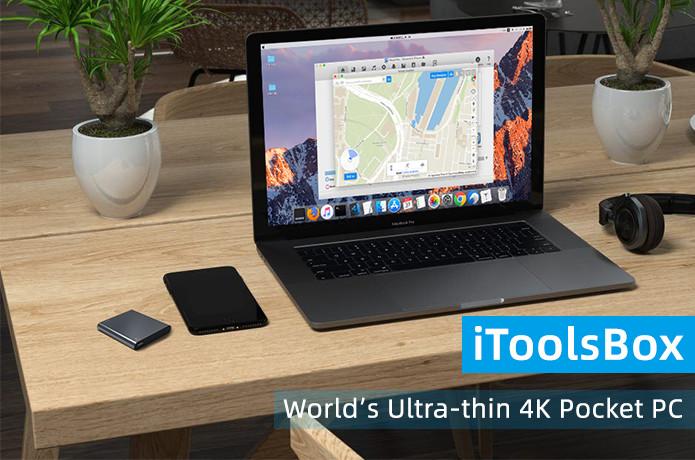 iToolsBox Redefine Portable Mini PC