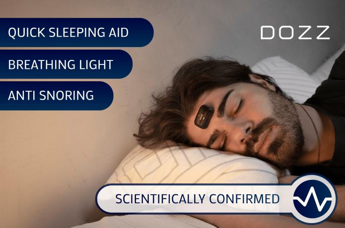 Dozz - The future of smart sleeping