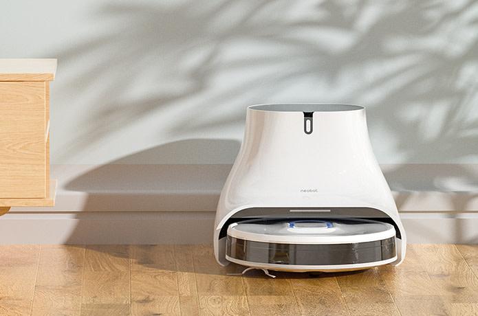 Neabot Q11 4000Pa Self-Emptying Robot Vacuum & Mop