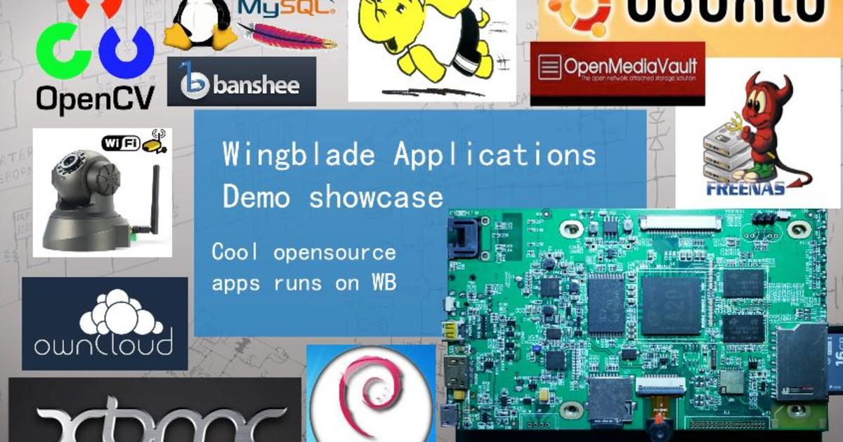 Wingblade: Pocket size multimedia&storage SBC | Indiegogo