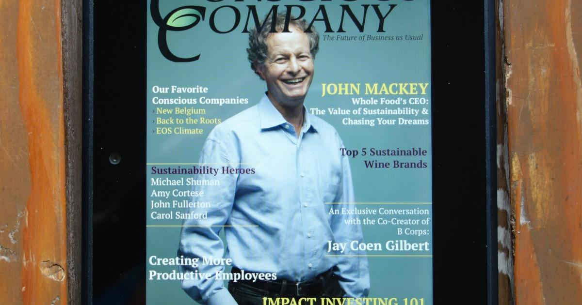 Conscious Company Magazine | Indiegogo