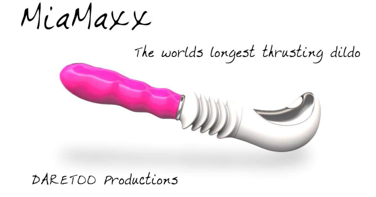 The Worlds Longest Thrusting Pleasure Toy Indiegogo
