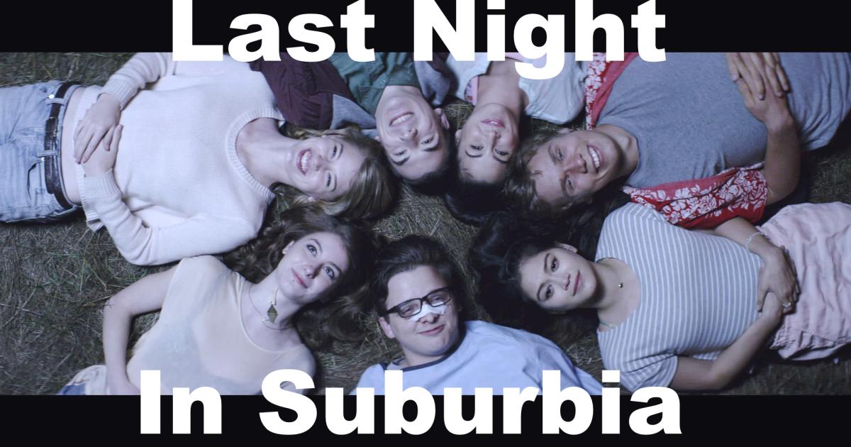 last hours in suburbia cast