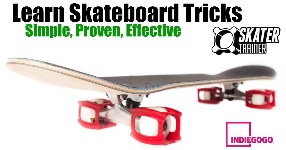 Landing Skateboard Tricks Just Got